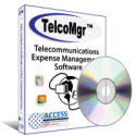 TelcoMgr Telecommunications Management software